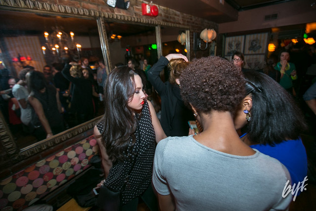 BYT hosts their 7th annual Beaujolais Nouveau party at 1905 restaurant in Washington, D.C.
