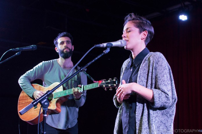Kina Grannis Imaginary Future Elements Tour St. Louis