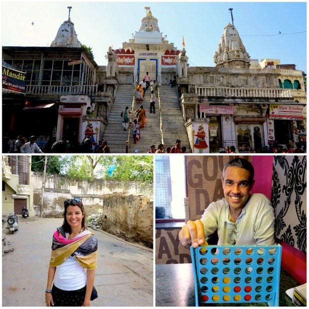 Visita Palacio en Udaipur