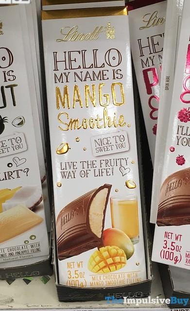 Lindt Hello Mango Smoothie