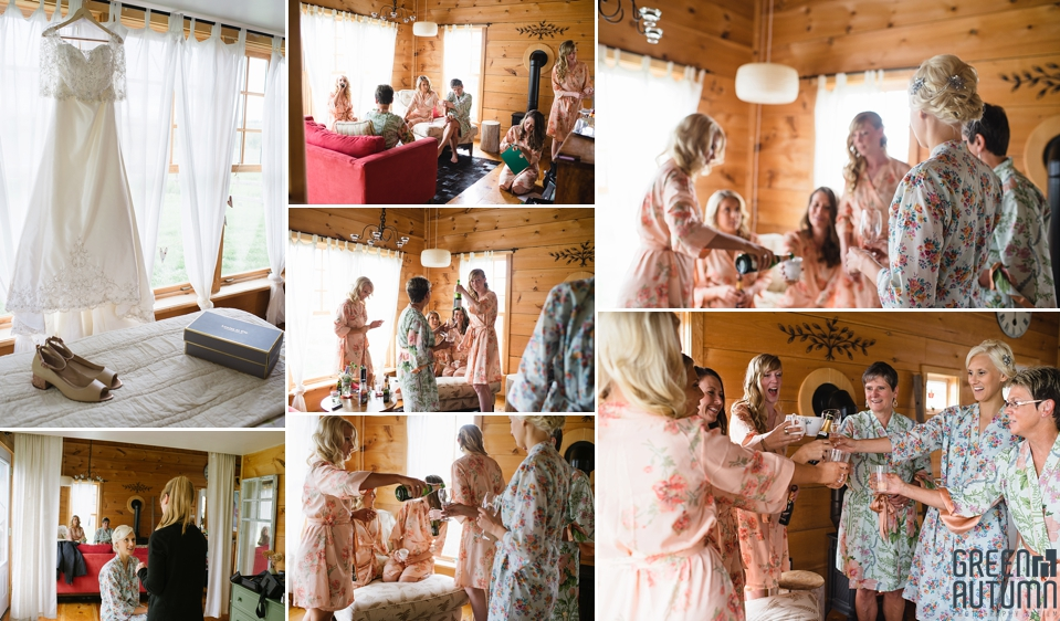 Autumn South Pond Farms Wedding Photography 0019