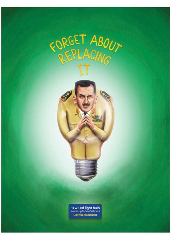 Lighting Warehouse Led Light Bulb - Bashar Al Assad