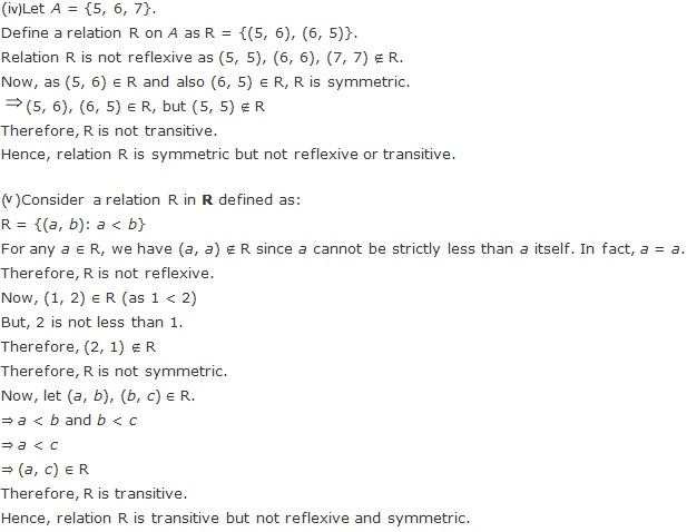 RD Sharma Class 12 Solutions Chapter 1 Relations Ex 1.1 Q16-i