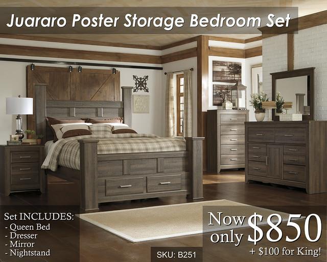 B251- Juararo Poster Storage Priced