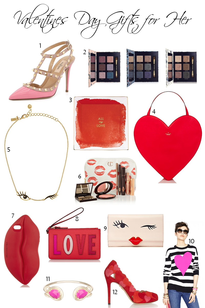 Valentines Day Gifts for Her, styleanthropy, accessories