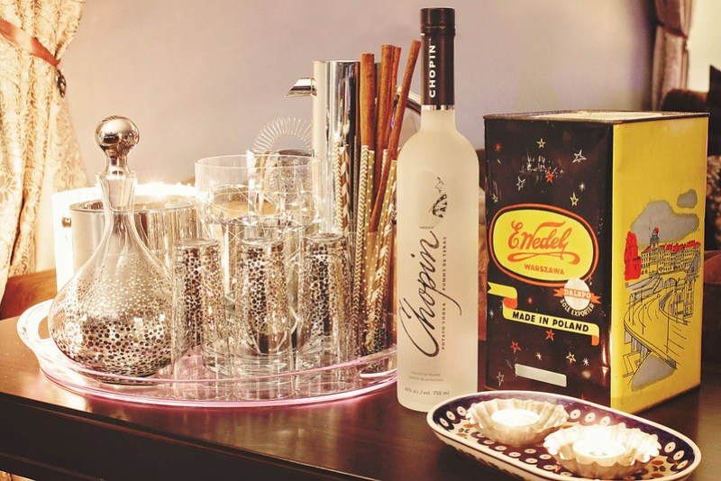 A Perfect Polish, incomplete without Vodka and Polish Chocolate | Alex Inspired