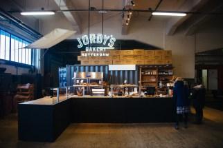 Rotterdam: Jordy's Bakery in Fenix Food Factory