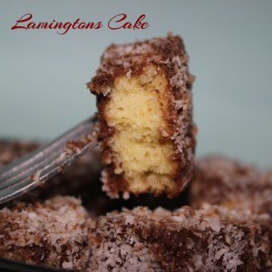Lamingtons Cake2