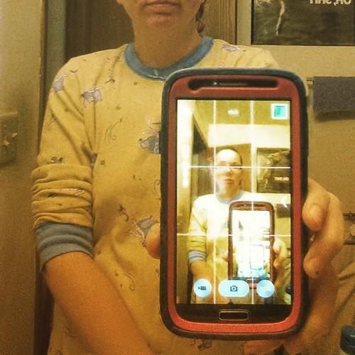 A #reflection of #me #creativeselfie #selfie #cy365 #captureyour365