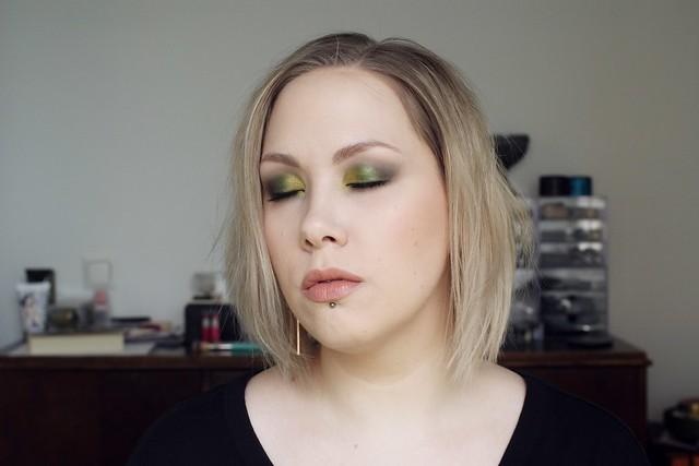 mac toledo makeup look