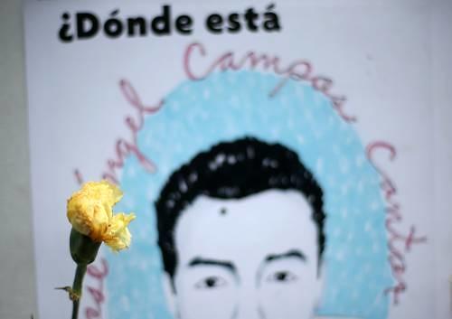 Desapariciones, casi en todo México, afirma la ONU