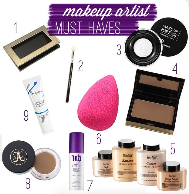 mua musthaves - Makeup Must Haves