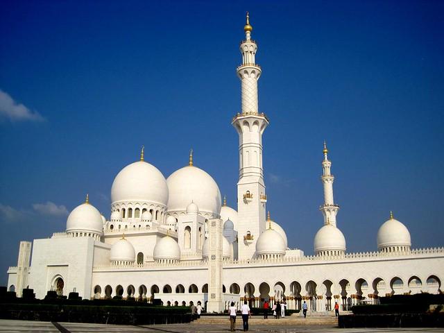 Mezquita más bonita del mundo