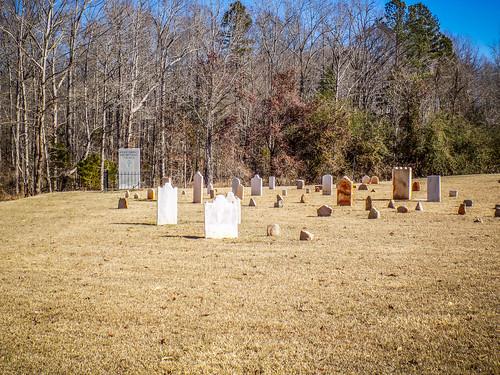 Laurens Cemetery Ramble Random Connections