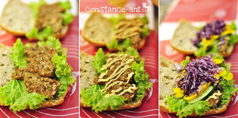 Healthy Sandwiches @ SandWHICH