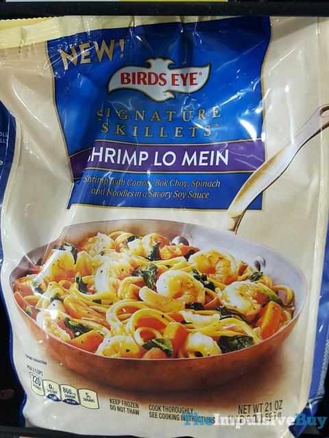 Birds Eye Shrimp Lo Mein Signature Skillets