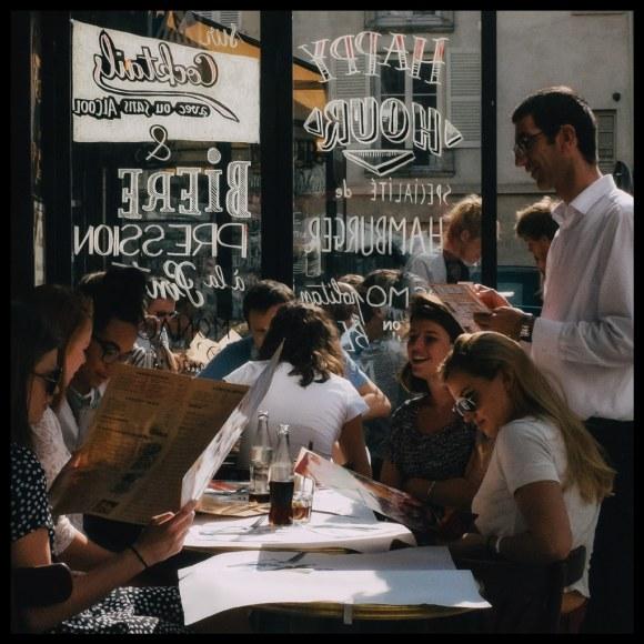 Happy Hour - Paris - 2014