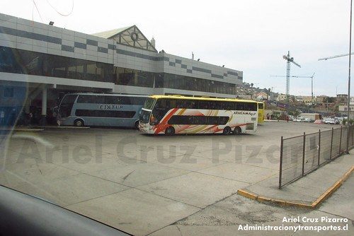 Terminal Coquimbo - Ciktur - DRZH21
