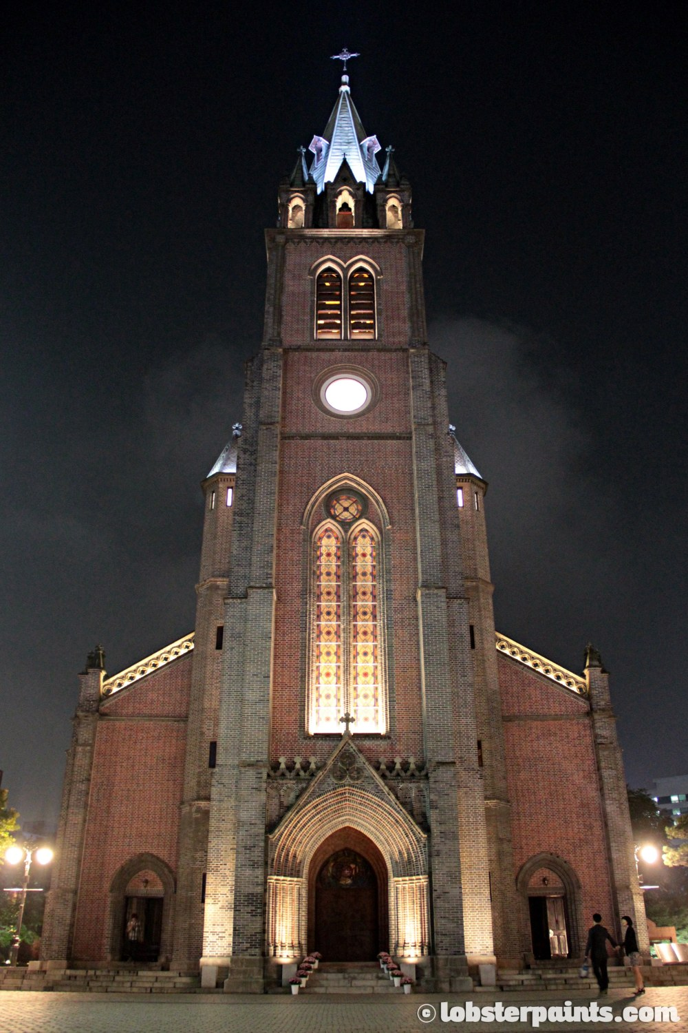 29 Sep 2014: Myeongdong Cathedral 명동성당 | Seoul, South Korea