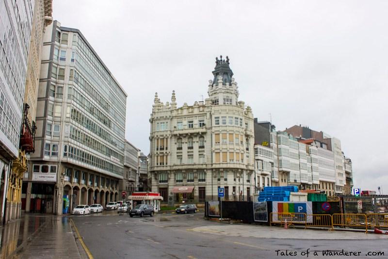A CORUÑA - Galerías da Coruña