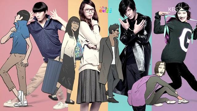 fashion king comic