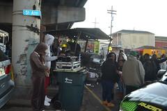 118 DJ-ing Under The Bridge
