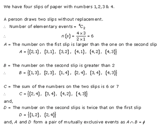 RD-Sharma-class-11 Solutions-Chapter-33-Probability-Ex-33.2-Q-8
