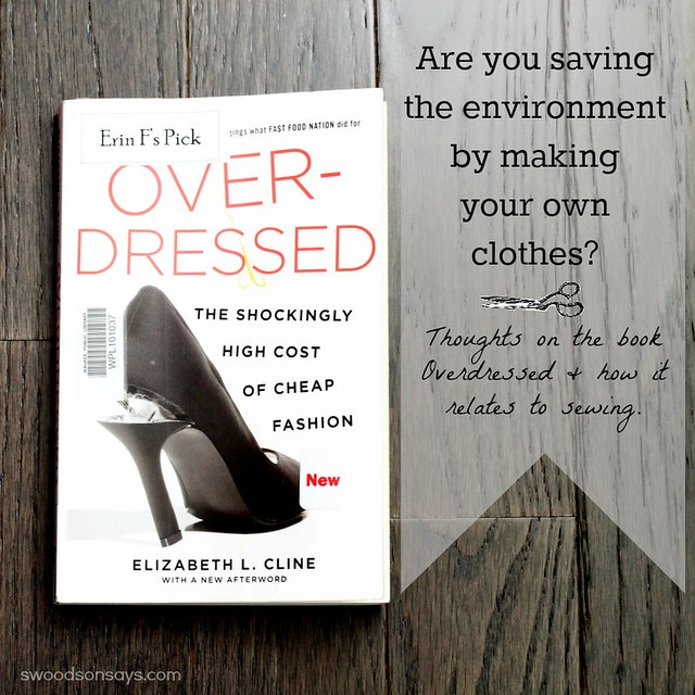 Overdressed the Book