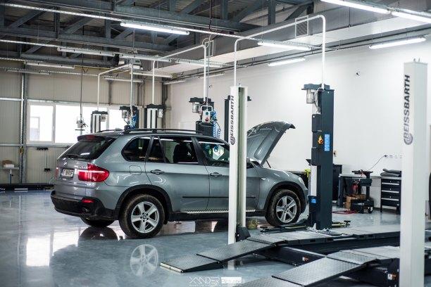 BMW & Audi Iasi Showrooms