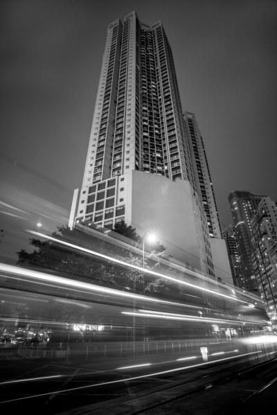 Towards Causeway Bay 2, Hong Kong