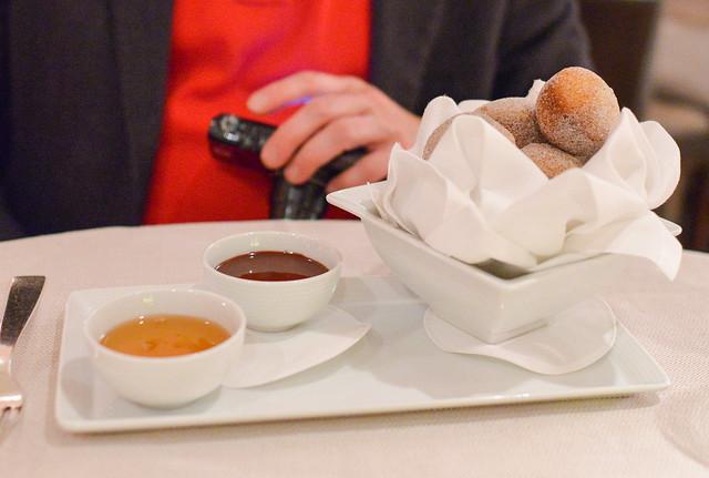 BOMBOLONI dark chocolate, honey, earl grey