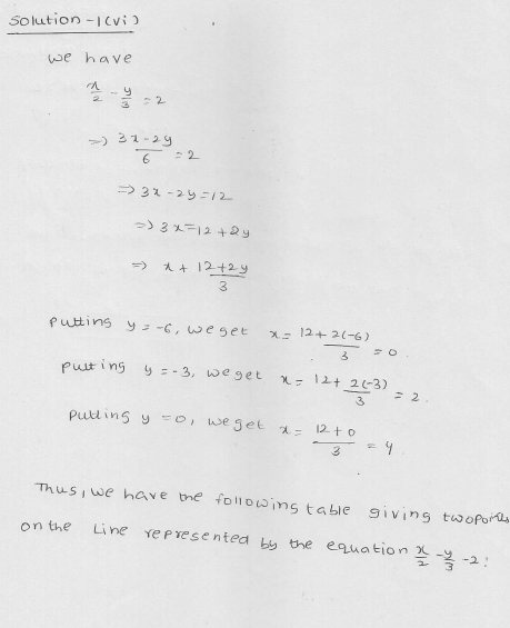RD Sharma Class 9 Solutions Chapter 13 Linear Equations in Two Variables 19