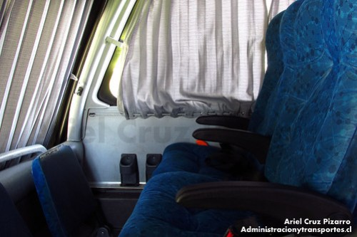 Semi Cama - Tur Bus - Modasa Zeus / Mercedes Benz (FTZY92) 2497