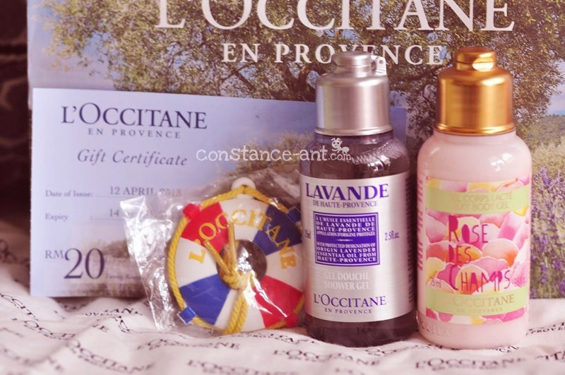 L'Occitane en provence Outlet @ Queensbay Mall
