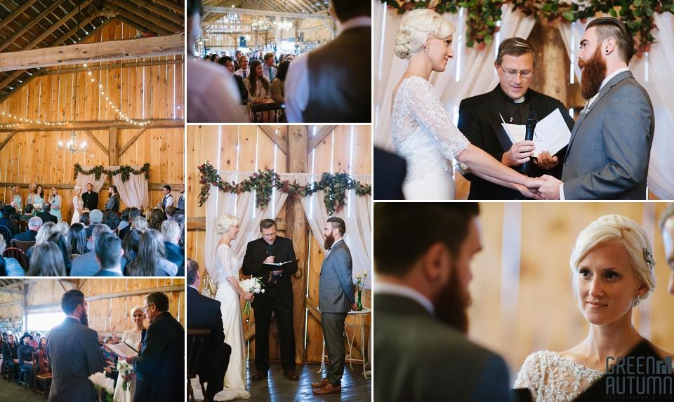 Autumn South Pond Farms Wedding Photography 0041