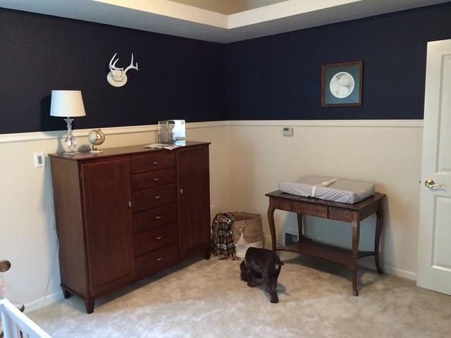 Landon's Room New House