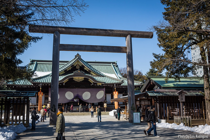 Santuario Yasukuni-22