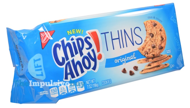 Chips Ahoy Thins Original