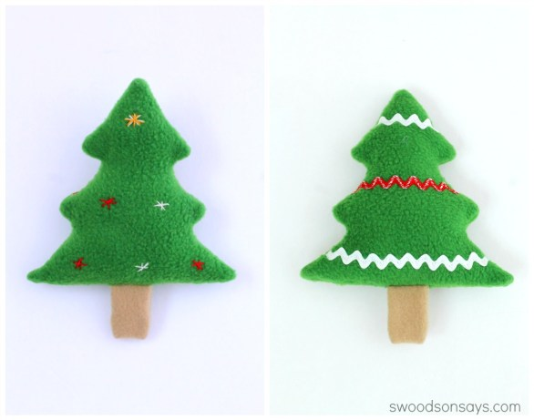 Free Christmas Tree Sofie Sewing Pattern