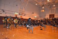 021 Mitchell High School Band