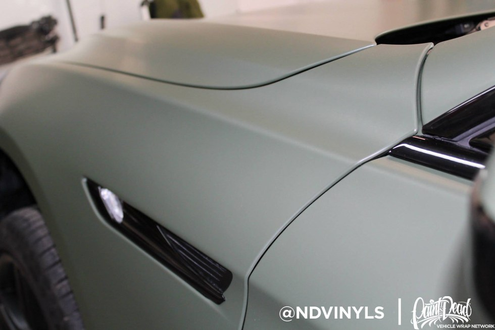 The Mean Green Ultimate Driving Machine By Ndvinyls