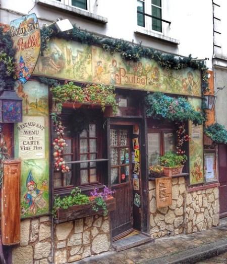 Le Poulbot, Parigi