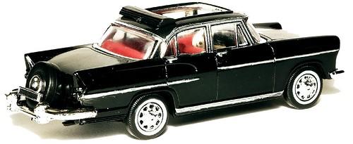 16 Norev Simca Beaulieu Presidenziale