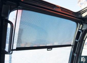 от солнца оператора Doosan DX225 защитит козырек