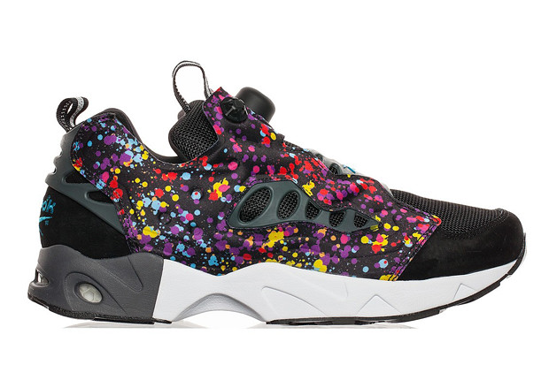 Reebok X Stash Instapump Fury Road (Splatter)