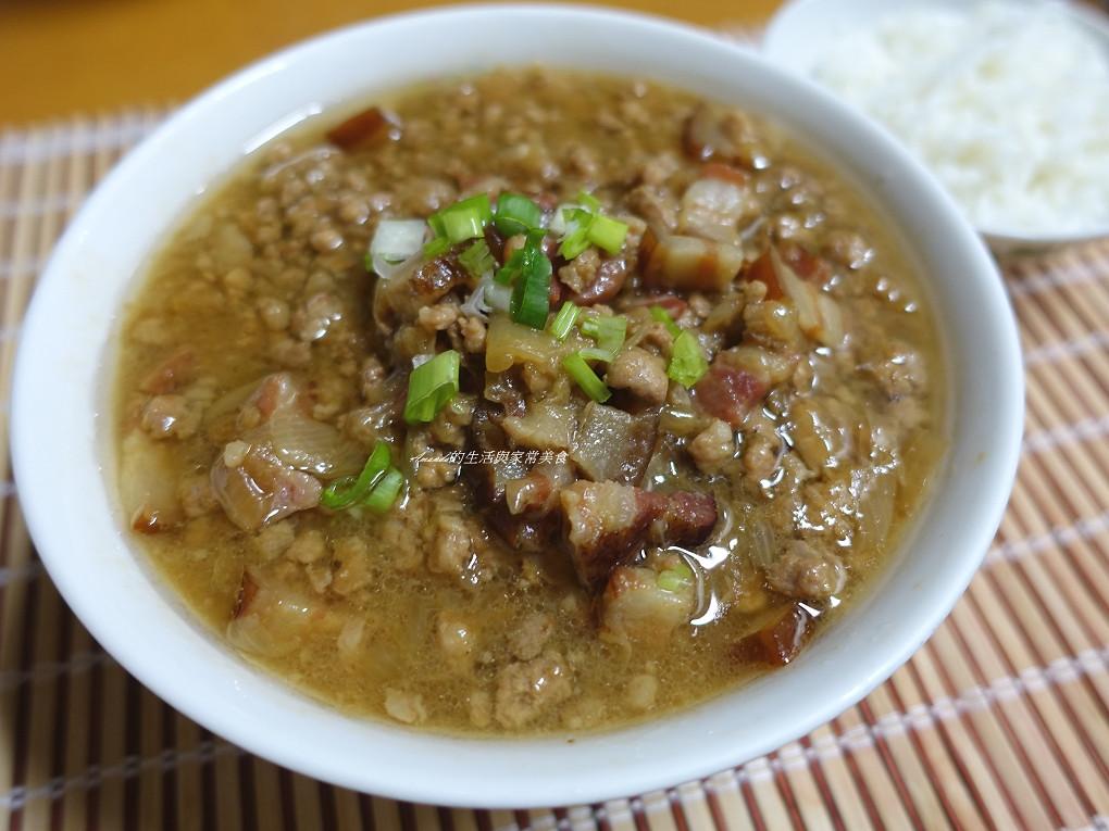 洋蔥臘肉燥 (1)