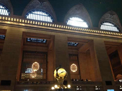 Grand Central Station, NYC. Nueva York