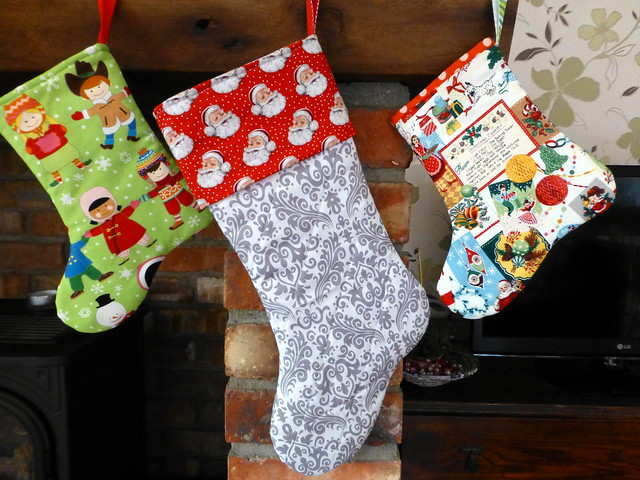Stockings for Fabric Yard