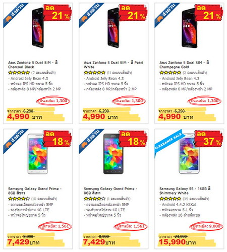 CDiscount Mobile and Tablet