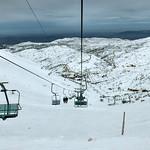 Mount Hermon with Snow photo